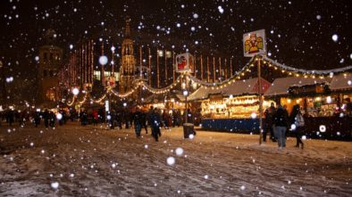 Vánoční trhy mohou přijít draho